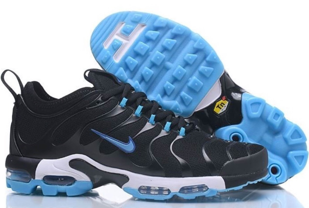 7c62f9e6590 3cd20 a8e2e  clearance tênis nike air max plus preto e azul original  promoço. carregando zoom. bad43