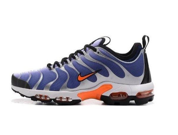 Best Nike Air Max Plus TN Blue Silver Orange