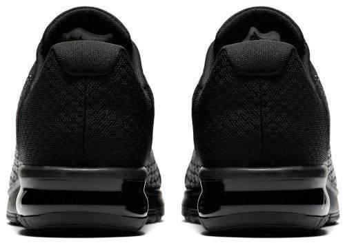 d148957141f Tênis Nike Air Max Sequent 2 Preto. - R  329