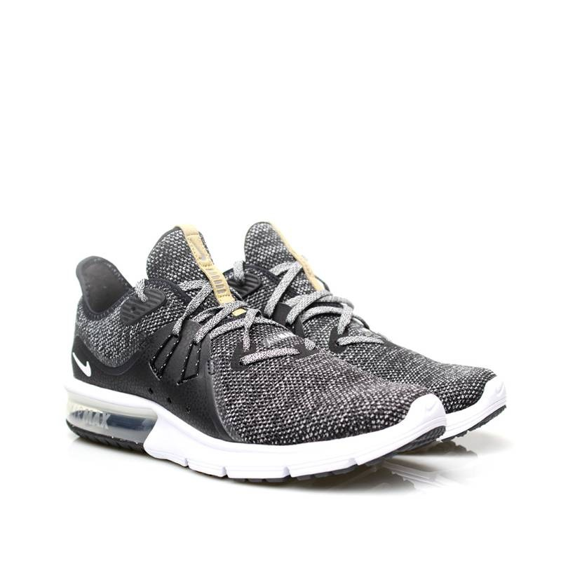 new style 5ee4b 1fc67 tênis nike air max sequent 3 921694-011. Carregando zoom.