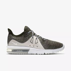 d0be730c8c4 Tênis (ultima Moda) Feminino Nike Air Max - Nike Verde musgo no ...