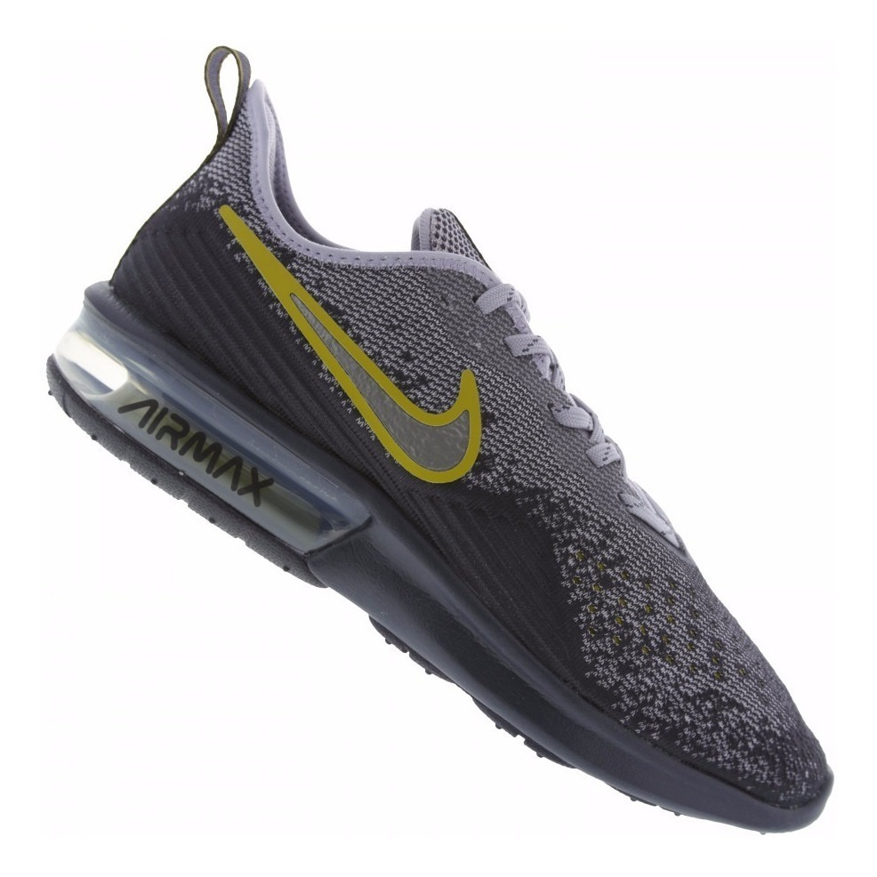 sports shoes 859dd 0ae55 Tênis Nike Air Max Sequent 4 - Frete Gratis