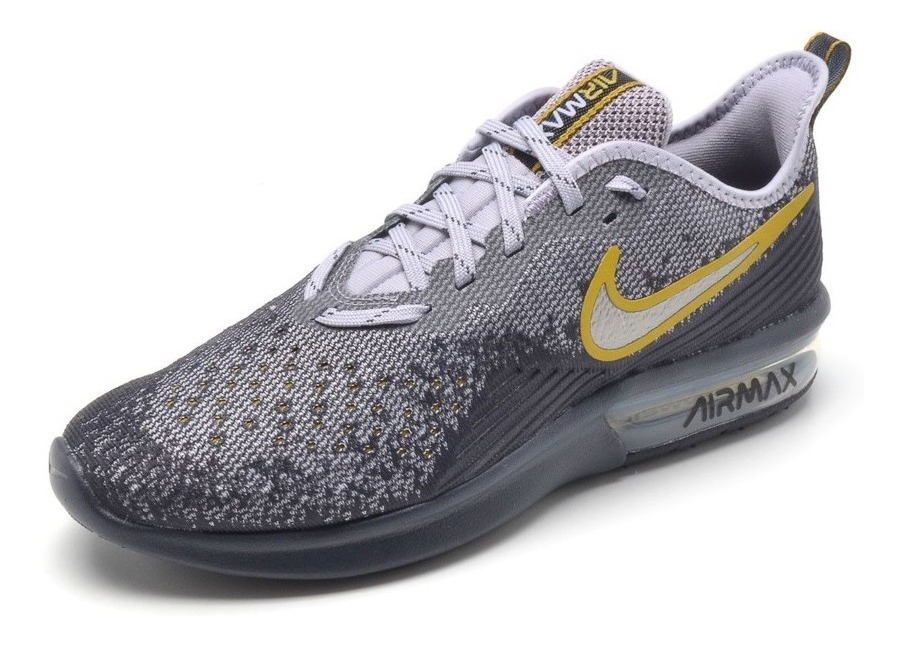 newest collection 4c81f 23259 Tênis Nike Air Max Sequent 4 Masculino Dia A Dia Original