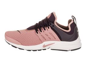 a5862a7b2d0 Nike Air Presto Feminino Rosa - Tênis no Mercado Livre Brasil