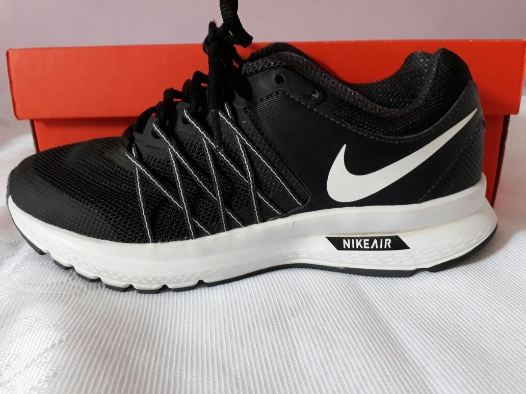 watch 5048c b5615 Tênis Nike Air Relentless 6 Msl - Preto E Branco