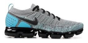 cd05cf4bf Tenis Nike Air Max Gelo E Azul Royal. Mfs - Tênis com o Melhores ...
