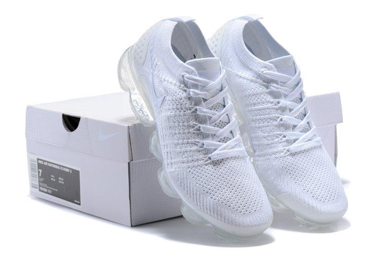 416abf20715 Tênis Nike Air Vapormax 2.0 Triple White - R  659