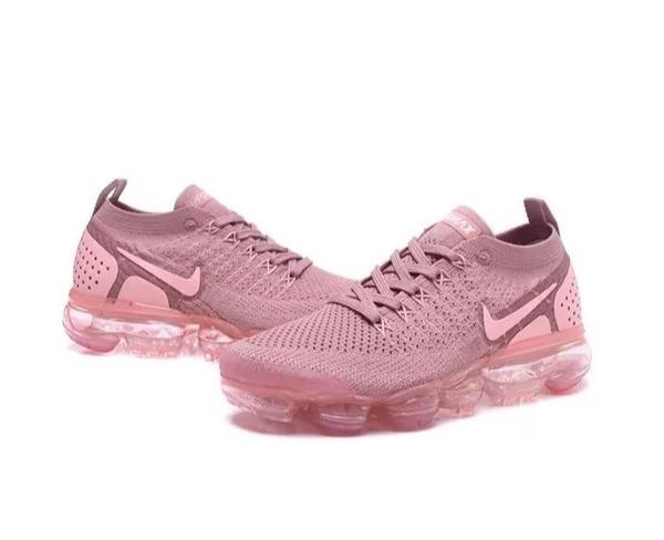 76e16ca3b Tênis Nike Air Vapormax Flyknit 2 Preto,cinza,branco,rosa - R$ 900 ...