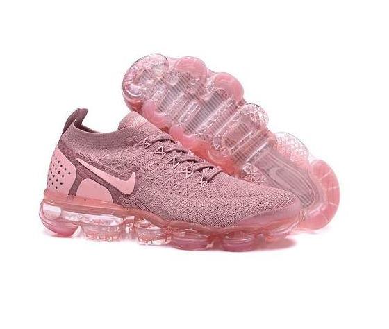 0eeb8573a4b Tênis Nike Air Vapormax Flyknit 2 Rosa Feminino Top Netshoes R