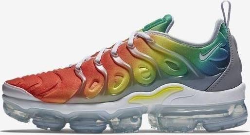 77aa5eb90b26e8 Tênis Nike Air Vapormax Multicolor .numeração 37 Ao 46 - R  1.200,00 ...