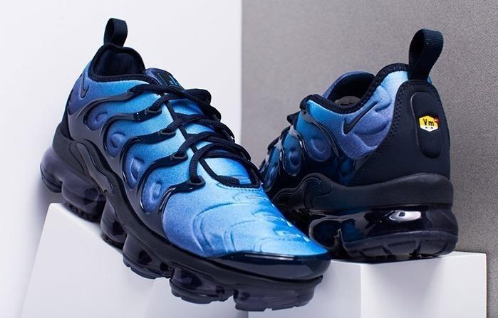 outlet store dd043 6d04c Tênis Nike Air Vapormax Plus Masculino Original Black Friday