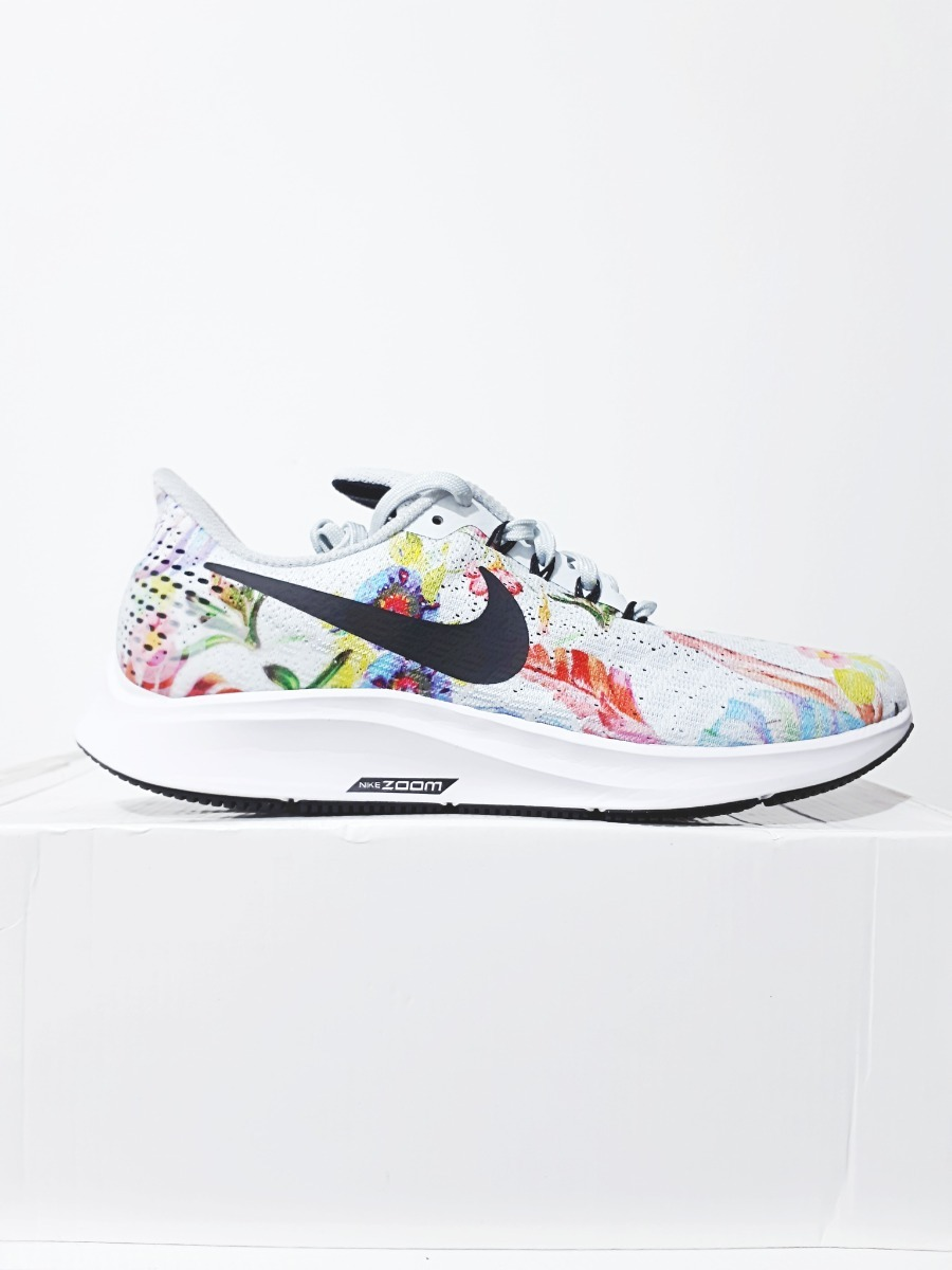 info for 00254 31949 Tênis Nike Air Zoom Pegasus 35 Floral Feminino Corrida N. 37