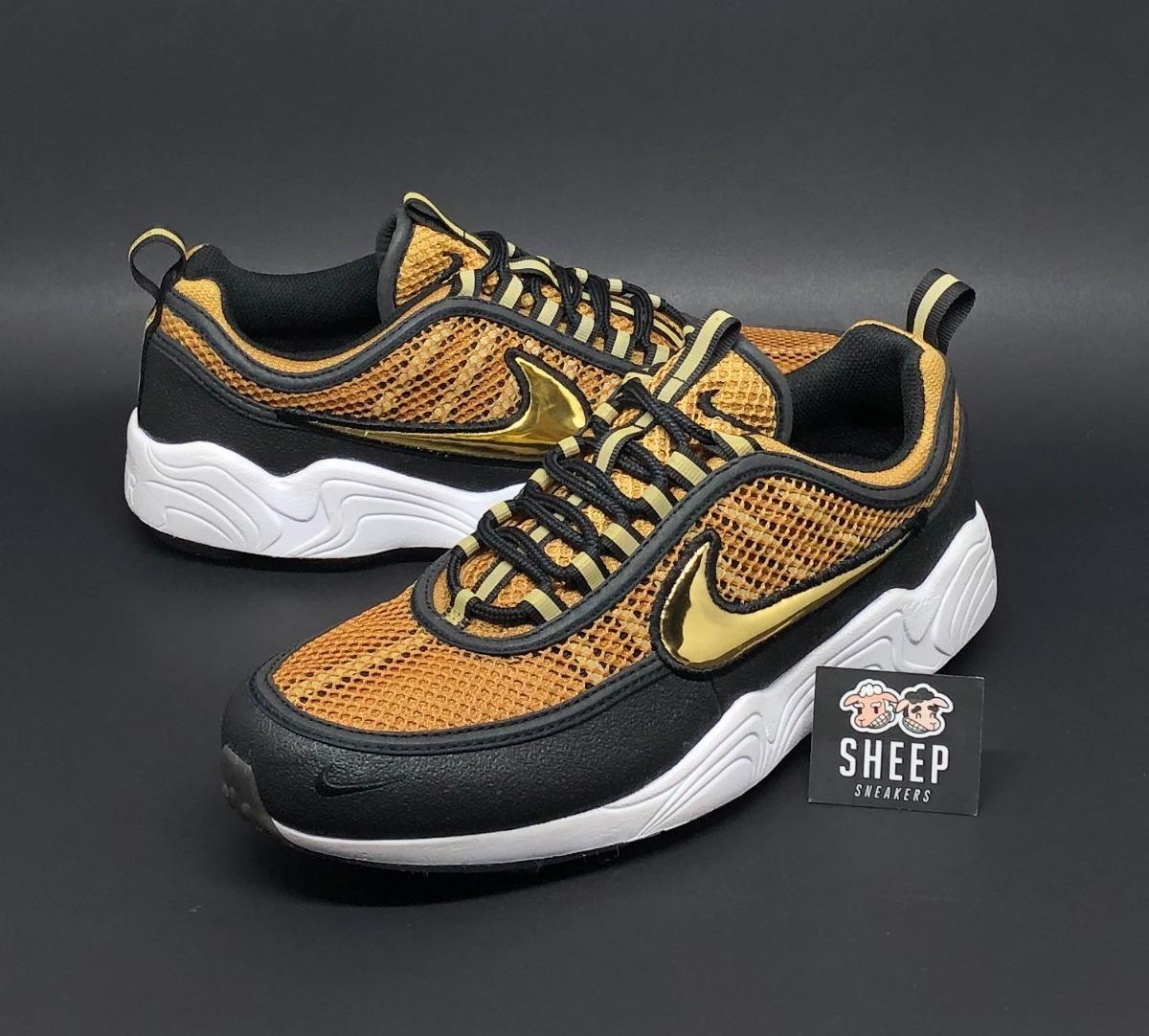 rencontrer 10b4c 3ac22 Tênis Nike Air Zoom Spiridon Gold Rush