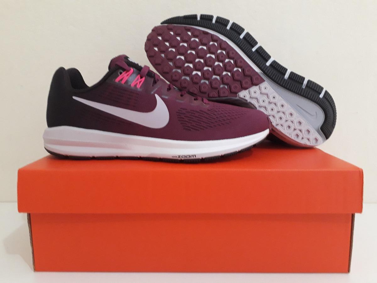 Tênis Nike Air Zoom Structure 21 Feminino Corrida