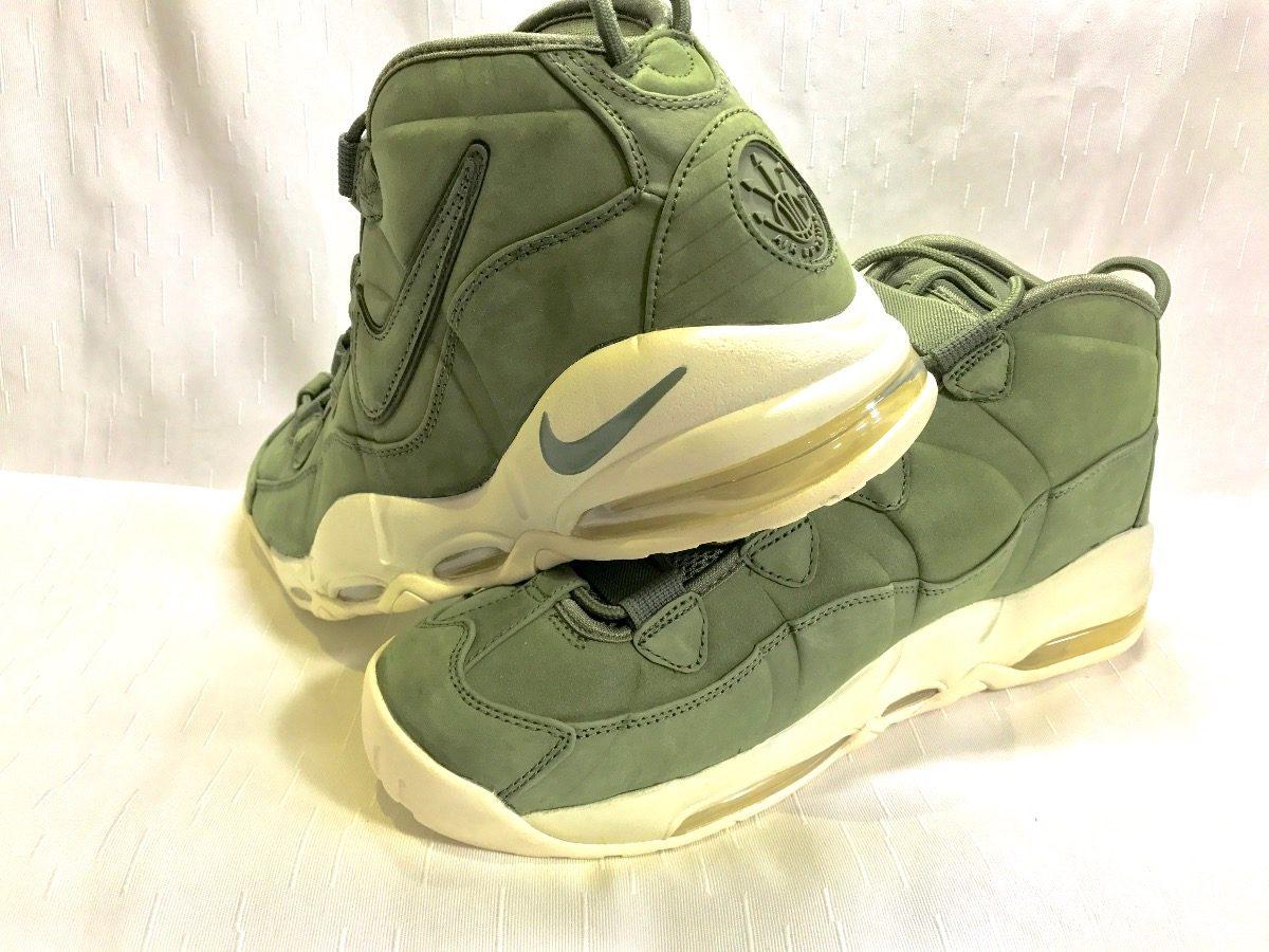 e2027922c6b ... authentic tênis nike airmax uptempo 2 verde basquete tamanho 44 novo carregando  zoom. 51018 8703e