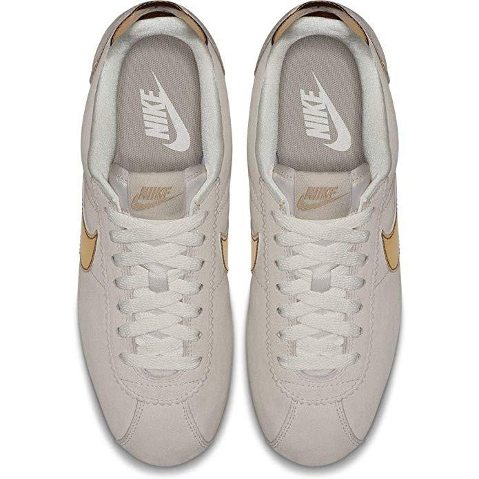 50a1051d3 Tênis Nike Classic Cortez Dourado Corrida Feminino Original! - R ...