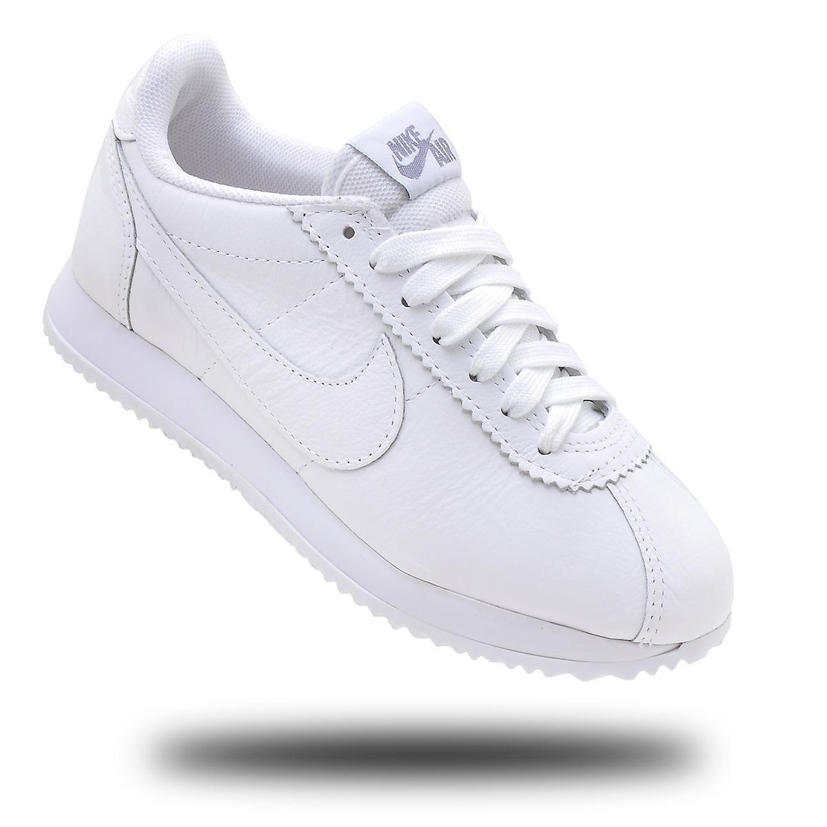 d665f3e2a71 Tênis Nike Cortez Classic Wmns No Couro + F. Grátis - R  269