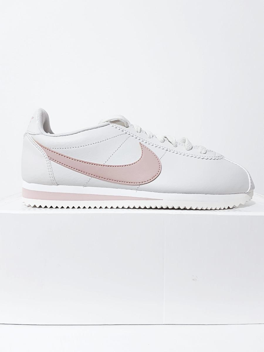 new concept 5d2f8 10e2e Tênis Nike Cortez Feminino Couro Casual Original N. 37 38 39