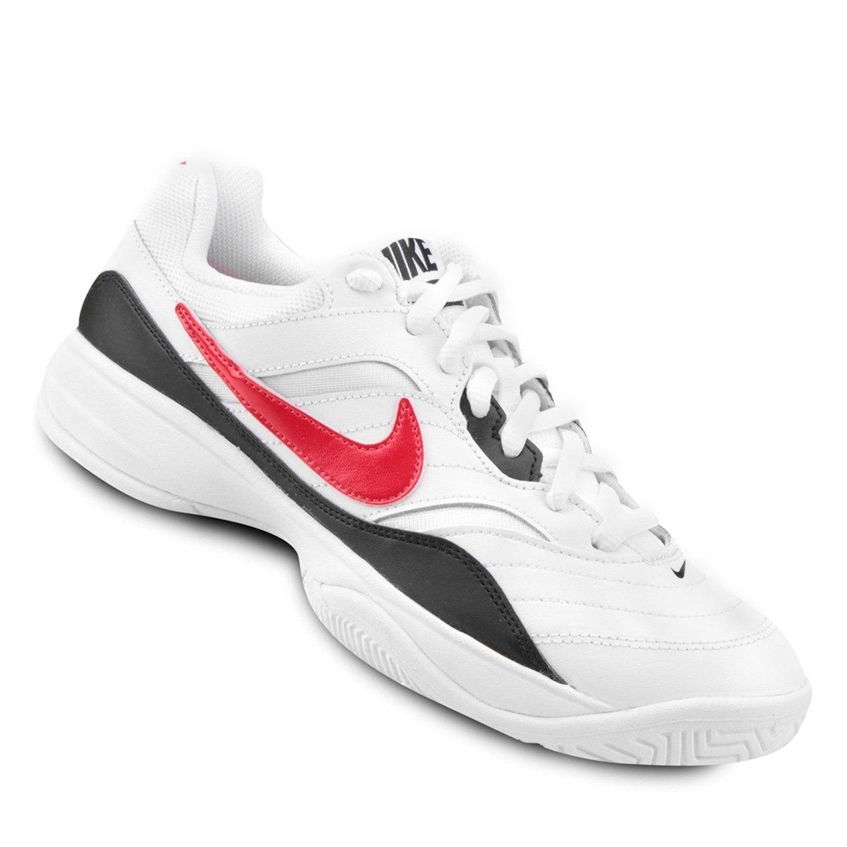 030525fe2c tênis nike court lite masculino - branco - original. Carregando zoom.