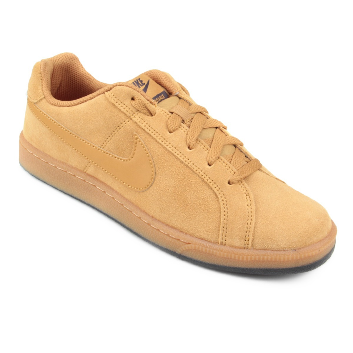 tênis nike court royale suede - masculino. Carregando zoom. 46781acf22ad1