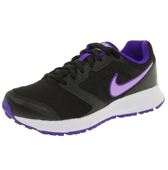 Tênis Nike Downshifter 6 Msl Pretoroxo Feminino Crossfit