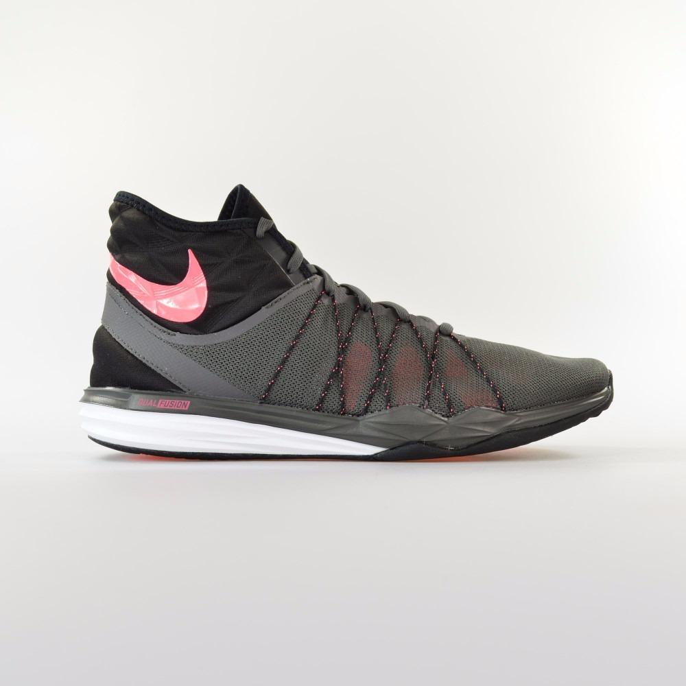 85b094356 Tênis Nike Dual Fusion Tr Hit Mid - Treino - Original - R$ 239,90 em  Mercado Livre