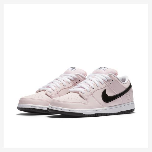 cheap for discount 49cc6 cc6d7 shop tênis nike dunk low elite sb pink box original skate estilo 3d06f 0525c