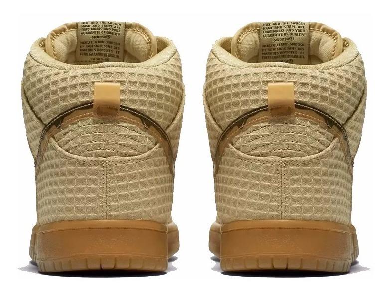 designer fashion 5be70 10790 Tênis Nike Dunk Sb Chicken And Waffle High Premium Classic