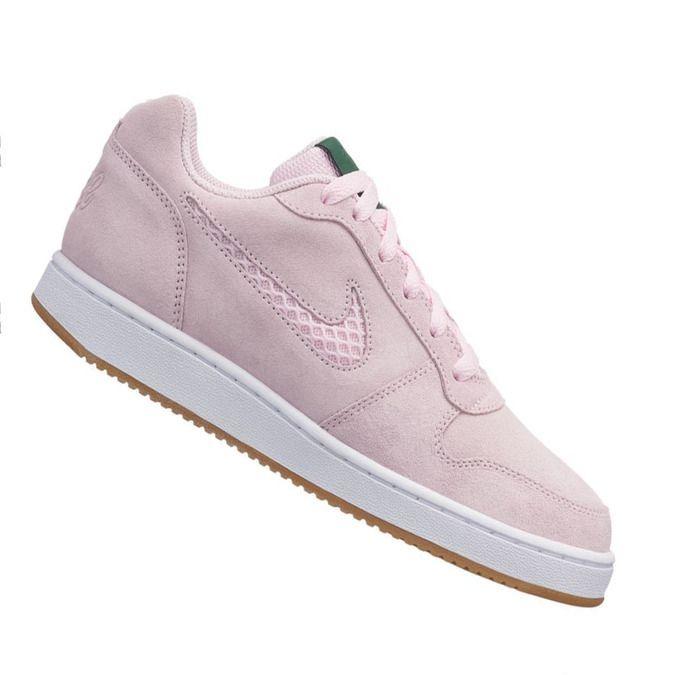 7574dad38b6 Tênis Nike Ebernon Low Prem Feminino - R  309