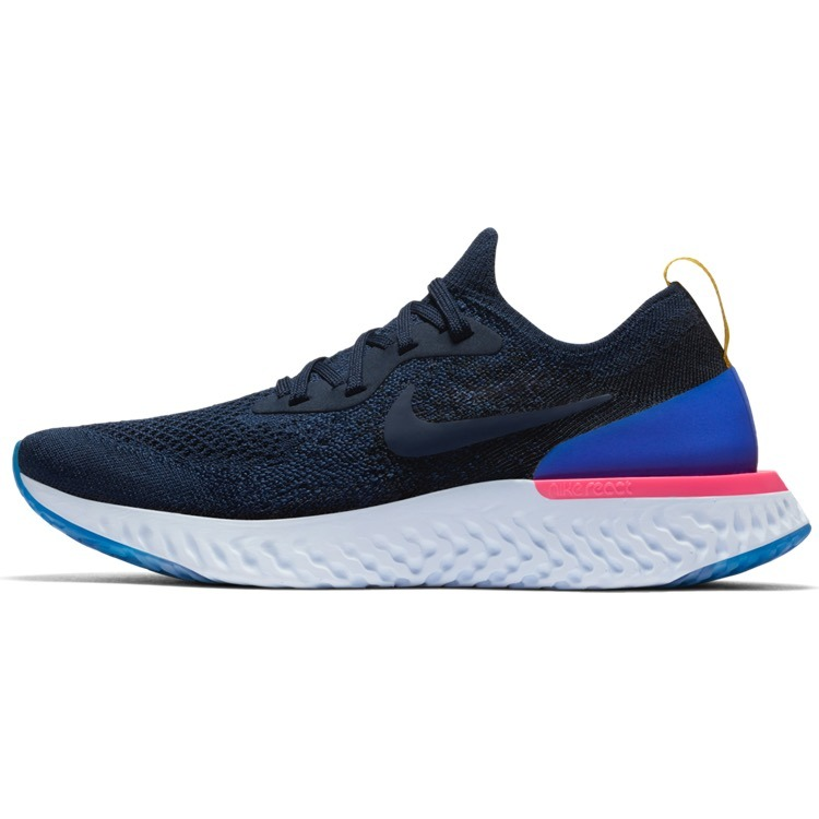 507a210fa1c Tênis Nike Epic React Flyknit Black - Running Sneaker - R  649
