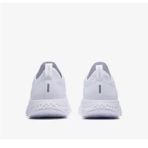 43388b43650 Tênis Nike Epic React Flyknit Corrida Verde 100% Original! - R  649 ...