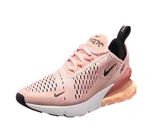 e09386bb24 tênis nike air max gel bolha 270 rosa original feminino rose · tênis nike  feminino