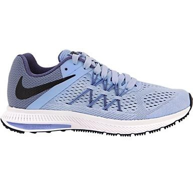 f69e7618bda tênis nike zoom winflo 3 feminino azul - frete grátis · tênis nike feminino