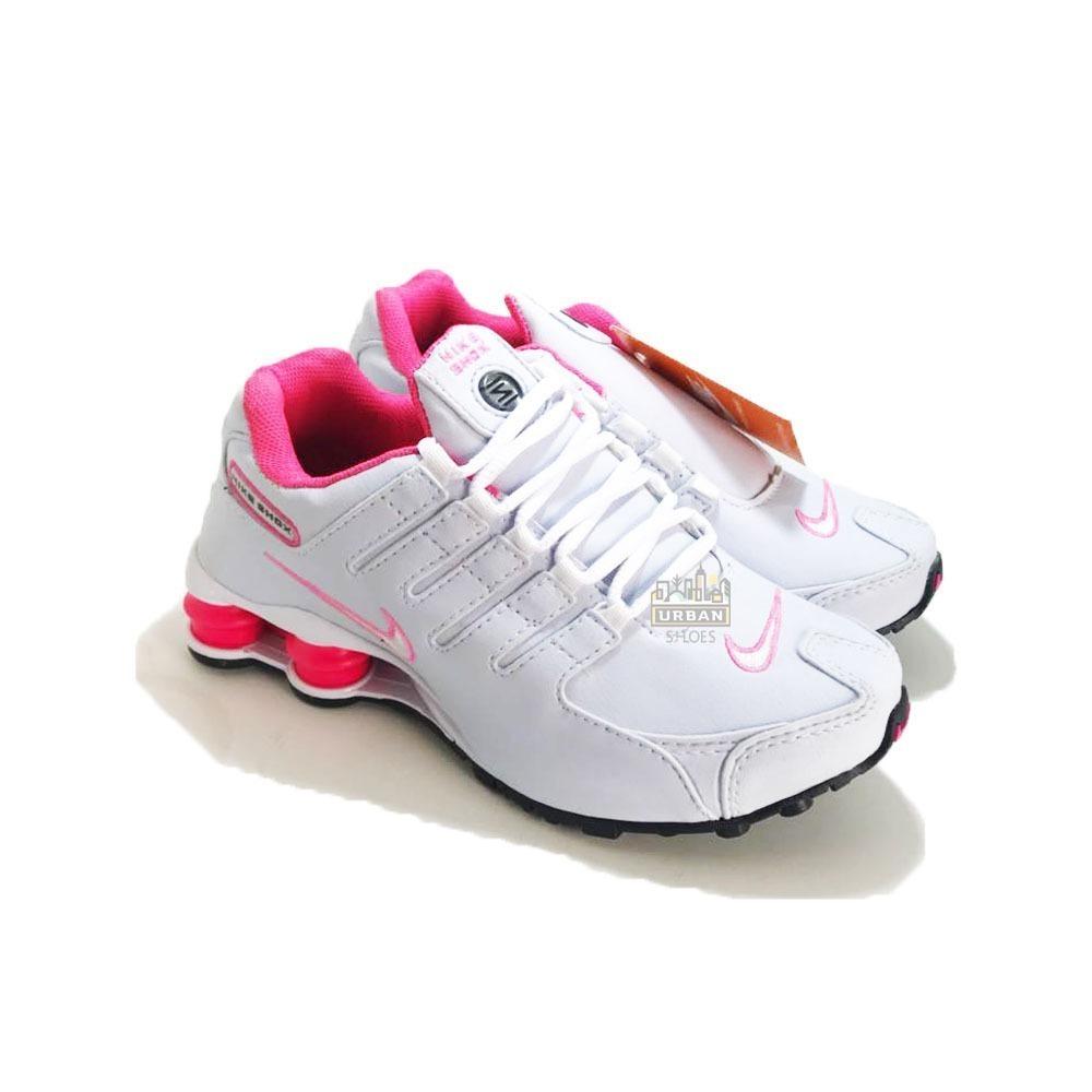 6659cbbf0f1 Tênis Nike Shox Nz 4 Molas Feminino Original Promoção - R  200
