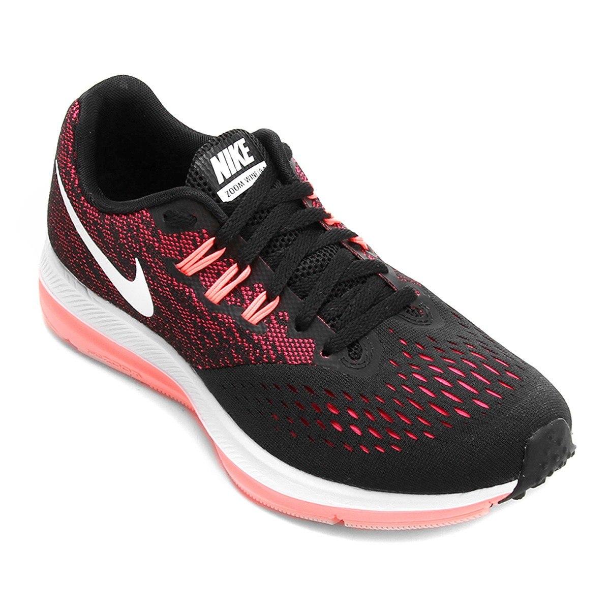 Tênis Nike Feminino Zoom Winflo 4 Original 898485 006