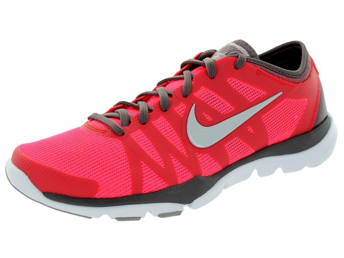 tênis nike flex supreme tr 3 feminino - rosa e vermelho - 39. Carregando  zoom. 8f80143946d3e