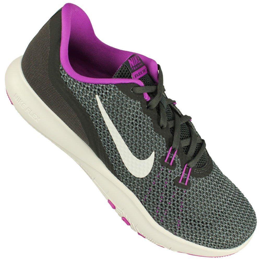 10579d58c83d1 tênis nike flex trainer 7 feminino original + nf tênis preto. Carregando  zoom.