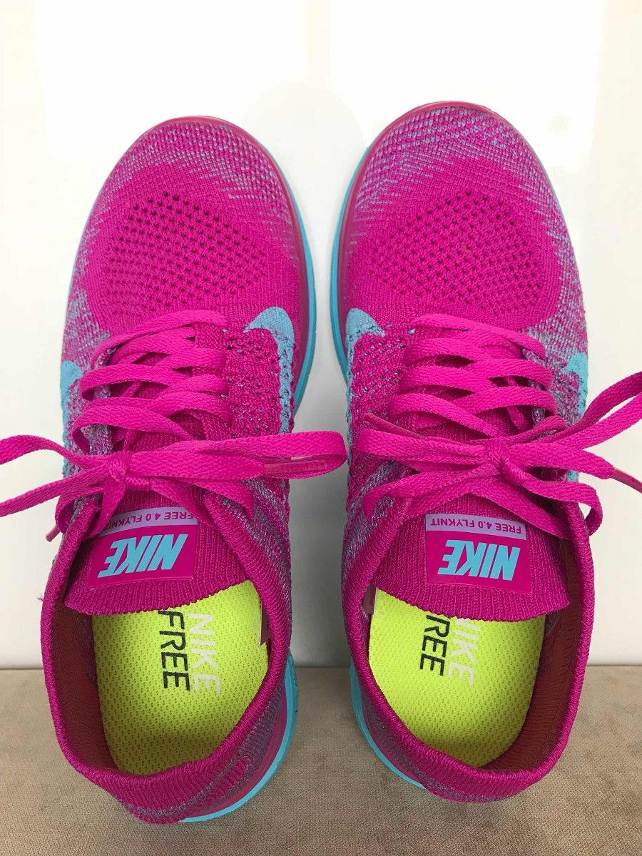 d93364d8e1 Tênis Nike Free 4.0 Flyknit - Tam 35 - R  300