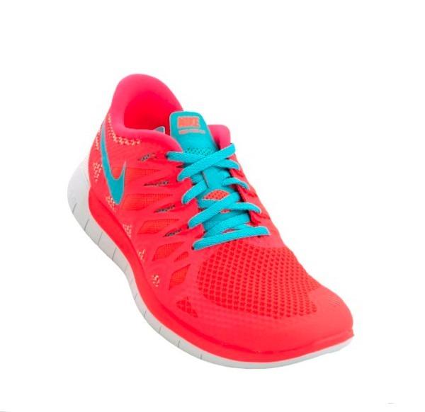 Tênis Nike Free 5.0 Feminino 100%original - R  250 77d2801f6ed65