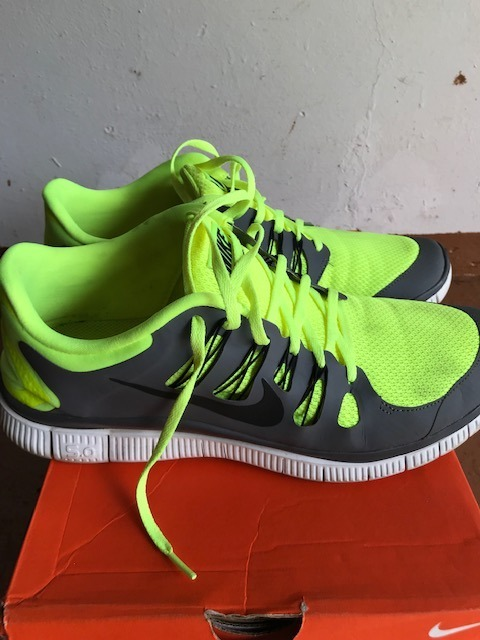 Tênis Nike Free 5.0+ Tamanho 44