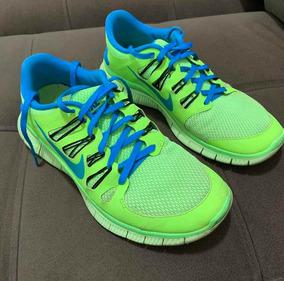 fc523509c44 Nike Free 5.0 Amarelo - Tênis no Mercado Livre Brasil