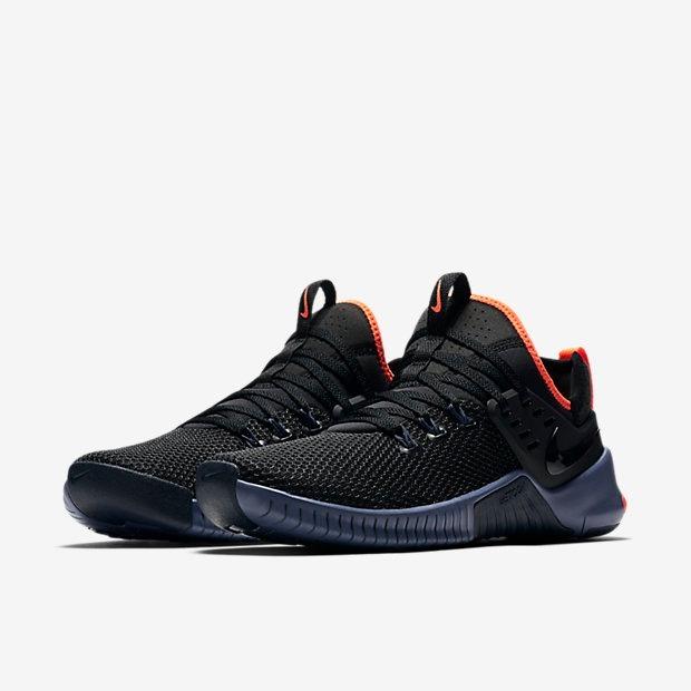 b6b031ca41d Tênis Nike Free Metcon Preto E Azul Original - Footletr - R  589