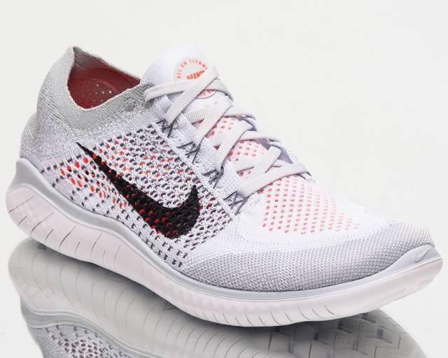 1ac96f1e0d3 Tênis Nike Free Rn Flyknit 2018 Novo E Original - R  399