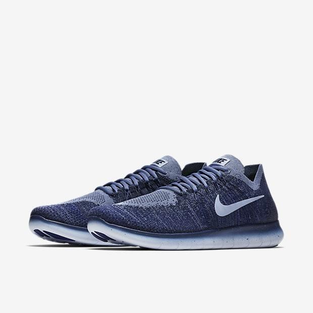 b1213f3f251 Tênis Nike Free Rn Flyknit Corrida Run Original 880843-404 - R  380 ...
