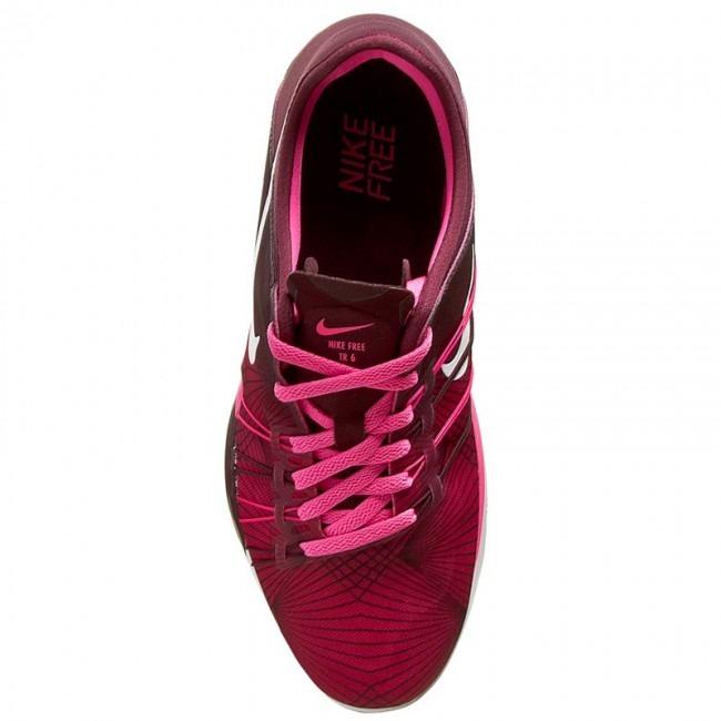 53b56dbbfa3 Tênis Nike Free Tr6 Print Rosa Corrida Feminino - Original! - R  359 ...