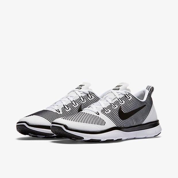 337afa6a948 Tênis Nike Free Train Versatility Branco Original - Footletr - R ...