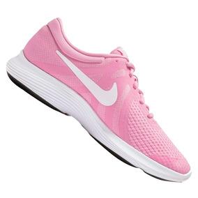 317568f04a41 Tênis Nike Infantil Revolution 4 Gs Rosa 943306603 Original