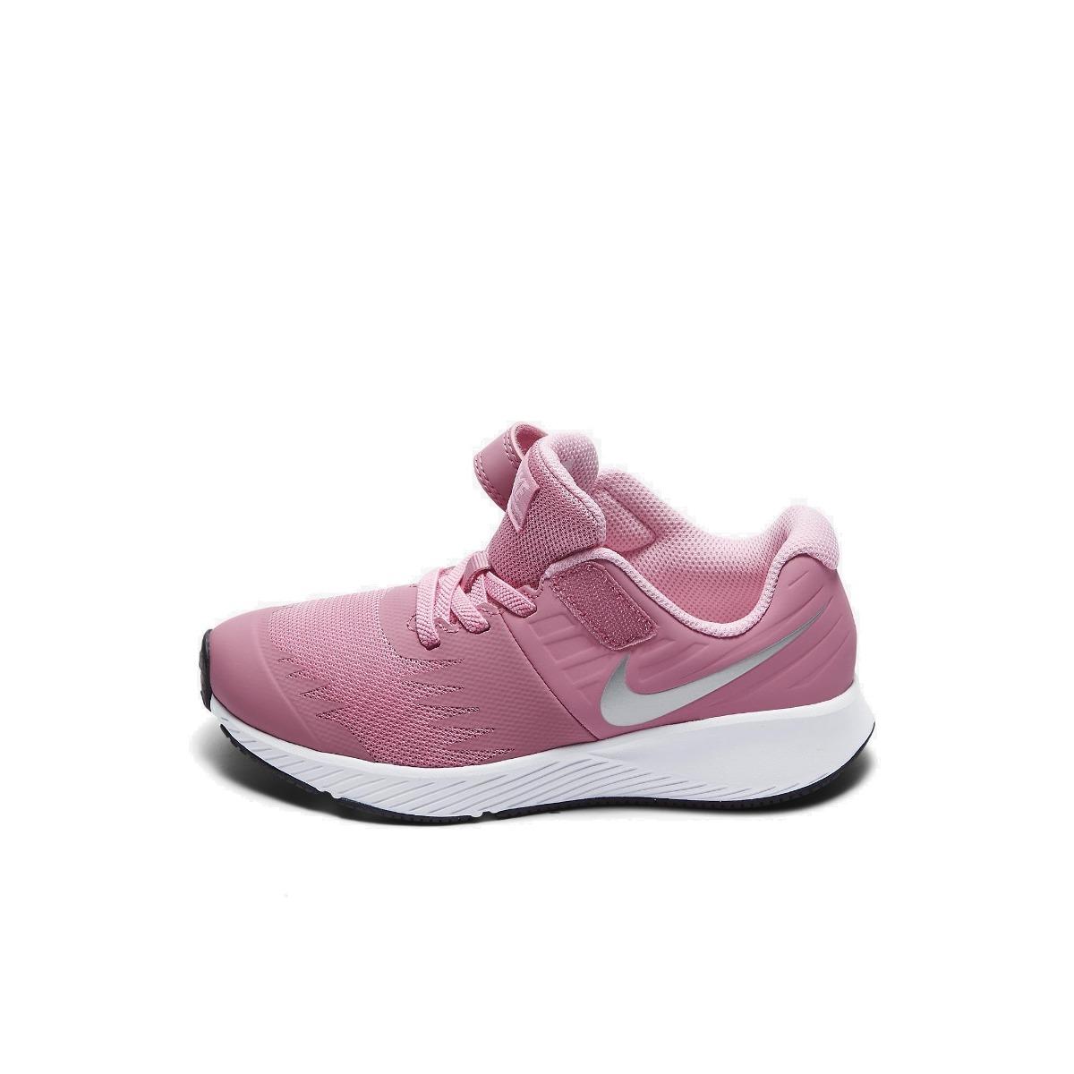 1bbe0dec784 tênis nike infantil star runner rosa menina 921442601. Carregando zoom.