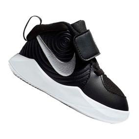 39a472a8b2 Tênis Nike Infantil Team Hustle Td Preto Aq4226001 Original