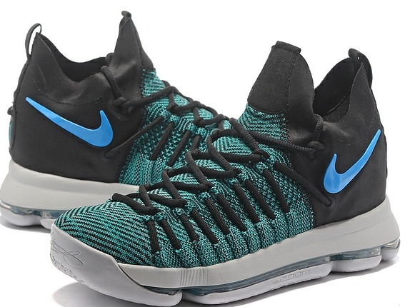 purchase cheap 3750b d572e ... tênis nike kd 9 elite verde água novo original na caixa